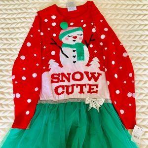 Other - Cute Snowman Dress